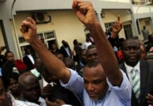 JUST IN; Kanu Meets Bail Condition-Lawyer