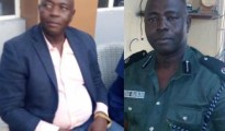 Assistant Commissioner of Police and Commander, Ughelli Area Police Command, ACP Usman Ndanbabo