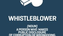 whistle+blower