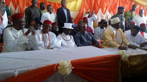 Cairo Ojougboh Defection And How Okowa's Aides  'Goofed' (PHOTOS)