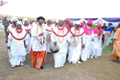 A Brief Walk Into The Lives Of Urhobo People