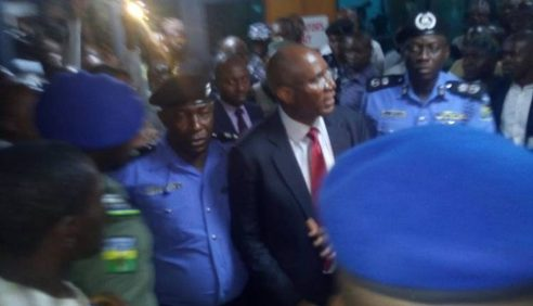 Stolen Maze: Police Denies Arrest Of Omo-Agege