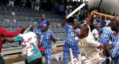 Delta, Imo Delegates Clash At APC National Convention (PHOTOS)