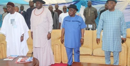 Okowa, Ibori Urge PDP Members To Shun Personal Interest Over Party Supremacy