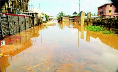 Flood Submerges 33 Houses In Delta Community, Sacks 300 Residents