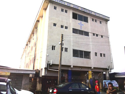 Fire Out Break Disrupts  Service In Warri Church