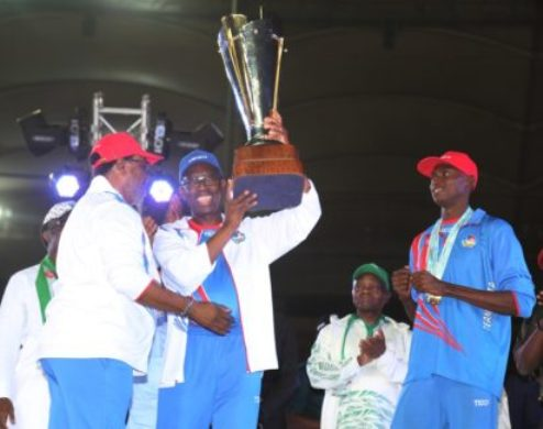 Sports Festival: Okowa Hails Team Delta Victory, Urges Parents To Engage Children In Sports