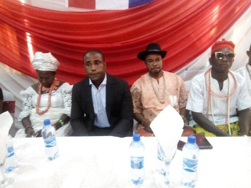 Onokpite Tasks Urhobo Youths On Peaceful Conduct, Respect To Monarchs