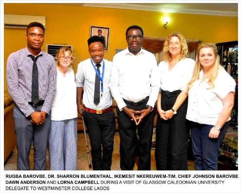 Westminster College Lagos, Glasgow Caledonia University Collaborate On Admission Of Students