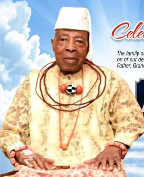 Akpodietes Mourn Pa David Obokarowho Adjarho JP