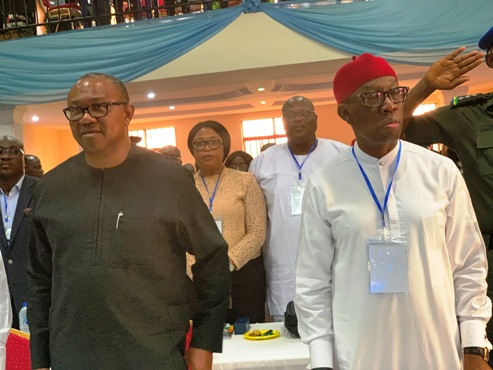 Obi Pours Encomium On Okowa As Delta Govt Organises Retreat For Officials