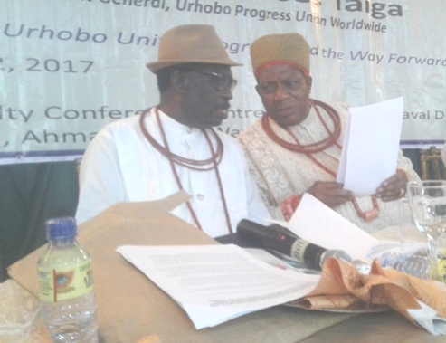 UPU Election: Urhobo Leader, Barovbe Rally Support For Olorogun Moses Taiga