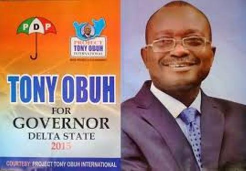 Uduaghan Mourns Demise Of  Former Delta PDP Guber Aspirant, Tony Obuh