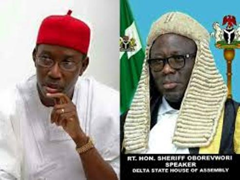 Delta  Gov, Speaker Receive  Bill For Establishment Of  Coastal Area Dev Agency