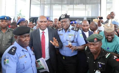 Ovie Omo-Agege: Pressure Mounts On Senate To Revisit Mace Theft Issue