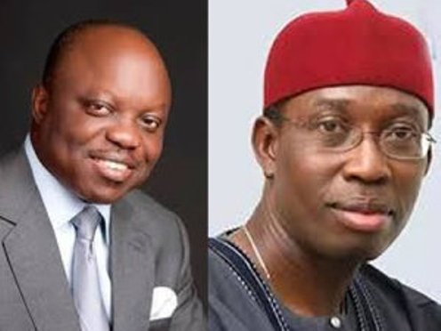 Relationship Between  Okowa And Uduaghan Growing Worst?