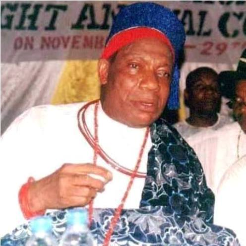 Covid-19: UPU President-General,Taiga Advises Urhobo Indigenes To Comply With Govt Directives