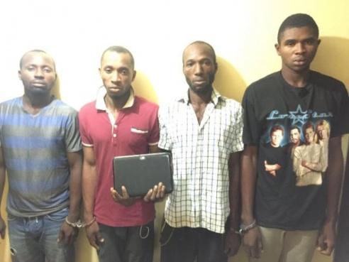 Delta: Vigilantes Nab Eight Suspected Herdsmen Kidnappers In Issele-Uku Forest
