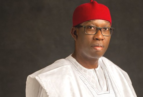 Delta 2023: Okowa Cautions Delta Leaders On Quality Of Who To Present As Governor