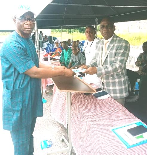 Delta Gov. 2023: Delta Icon Visits PFN, OAIC, Solicits For Prayers, Support  | Urhobo Today