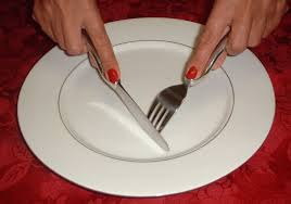 It's all about table manners!