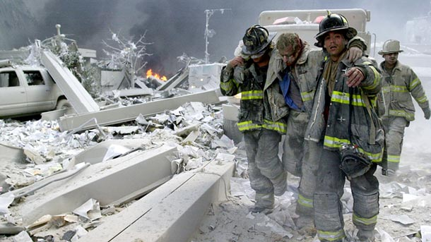 Prayer on 9/11