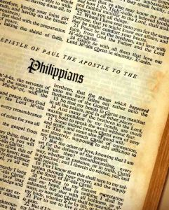 Sermon quotes on Philippians