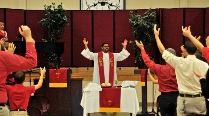 Proportionality in Worship as Model for Life