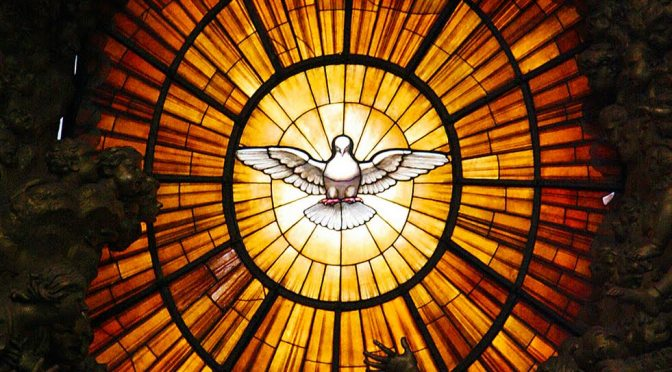 What does it mean to believe in the Holy Spirit?