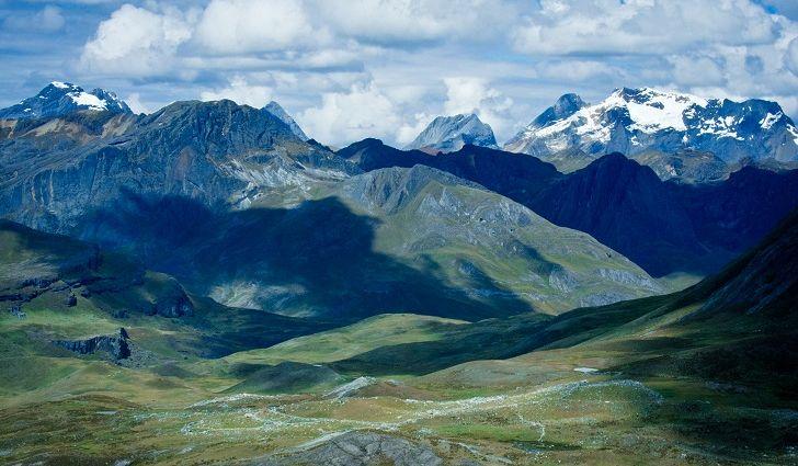 Matthew's Mountains