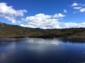 Cradle Mountain - one of the lakes
