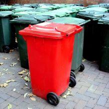 Расположение мусорных контейнеров - нормативы