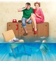 Залитие квартиры - как взыскать ущерб