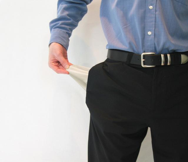 при банкротстве как платить налоги физического лица