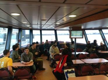 Elbe Bootsfahrt