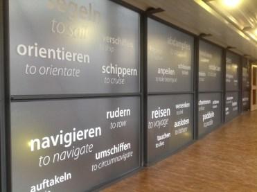 At the Technische Museum Berlin