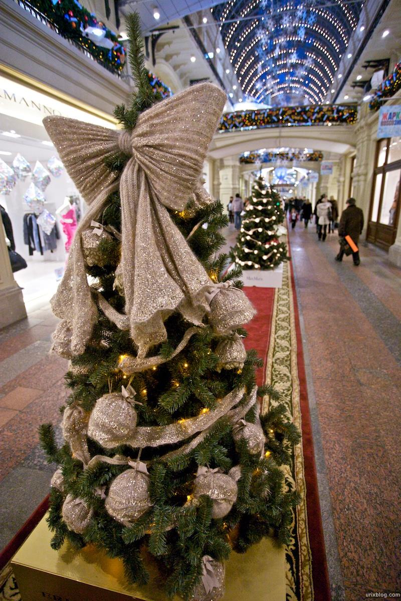 2009 Москва Moscow зима торговый центр
