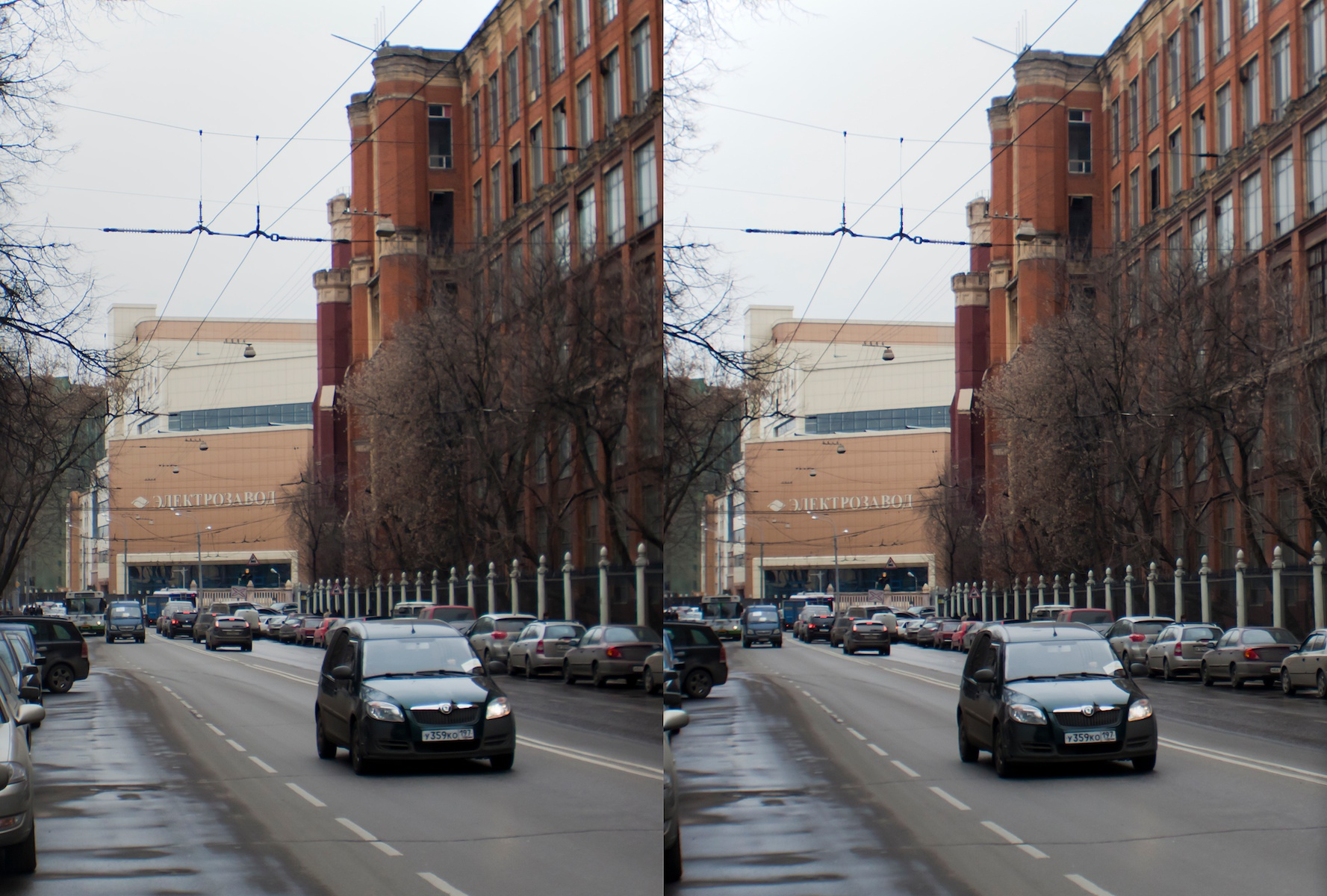 2011 стерео stereo Elektrozavod, Электрозавод, Shot with Loreo 3D lens In A Cap and Canon 5D mark 2