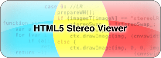 HTML5 Stereo Player Banner