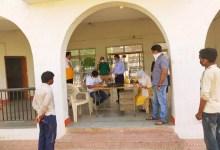 Photo of औरंगाबाद से आये हुये 32 मजदूरो का हुआ स्वास्थ परीक्षण।