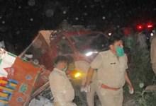 Photo of UP के औरैया में भीषण सड़क हादसे में 24 मजदूरों की मौत