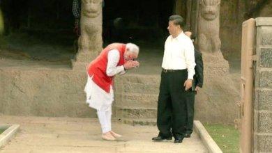 Photo of जानिए क्या है,PM मोदी को शी जिनपिंग के सामने झुकते हुए वायरल तस्वीर की सच्चाई।