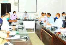 Photo of कलेक्टर ने दिए जिम्मेदारों को निर्देश मानसून से पहले जिले की व्यवस्था को बनाए चुस्त दुरस्त।