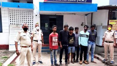 Photo of NCL के खदान से कीमती समान चोरी करने की योजना बनाते 06 शातिर बदमाश हुए गिरफ्तार।