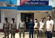 Photo of मोरवा पुलिस ने चर्चित कबाड़ चोर उमा को धरदबोचा,अब शक्तिनगर  के कबाड़ी की तलाश