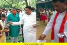 Photo of भाजपा के नोट बाटने वाले नेता ने कहा 100 रु में कौन वोट देता है !