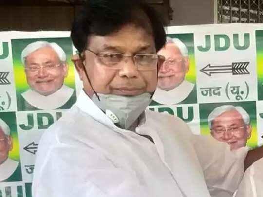 बिहार सरकार के शिक्षा मंत्री का इस्तीफा !