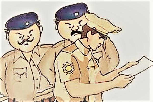 पुलिस कर्मियों