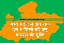 Photo of मध्य प्रदेश में अब-तक इन 9 जिलों बर्ड फ्लू वायरस की पुष्टि