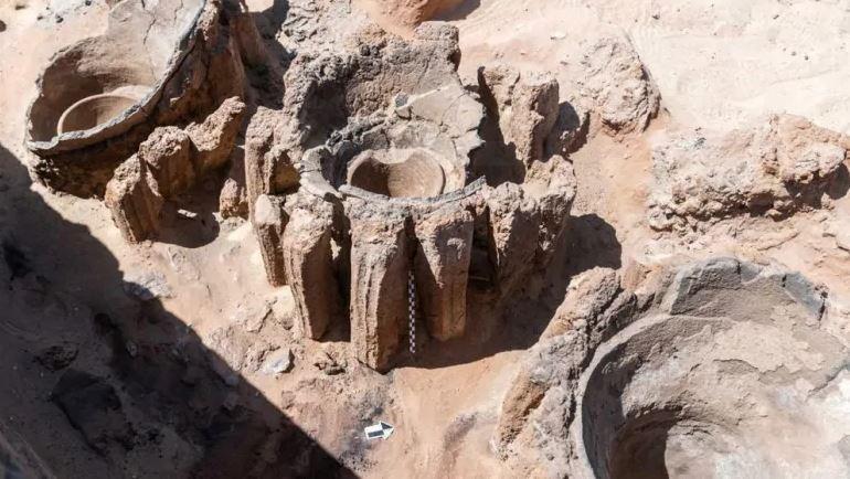 Photo of 5000 साल पुरानी शराब की भट्टी मिल गई,लेकिन कहां